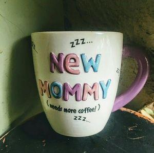 Other - zZ NEW MOMMY NEEDS MORE COFFzEE Zz